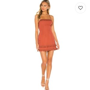 Revolve Sun Becomes Her dress
